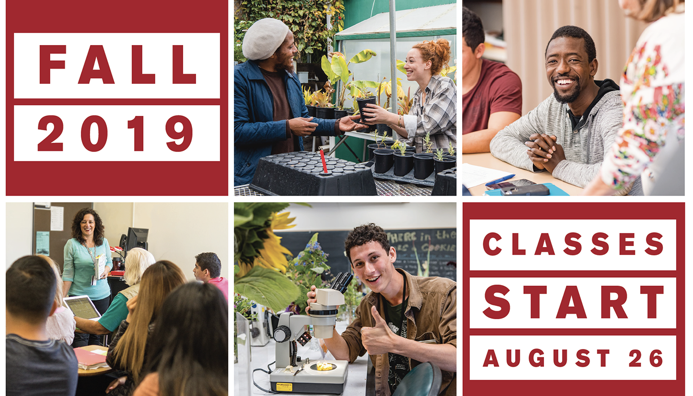 Fall 2019 Classes